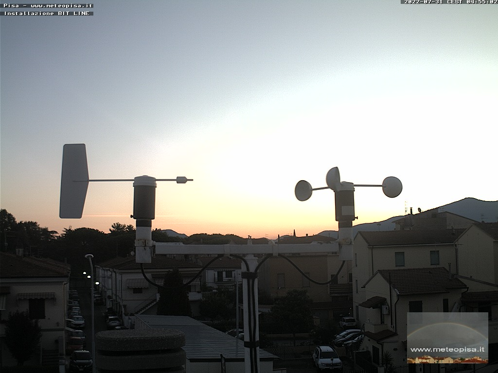 Webcam Pisa